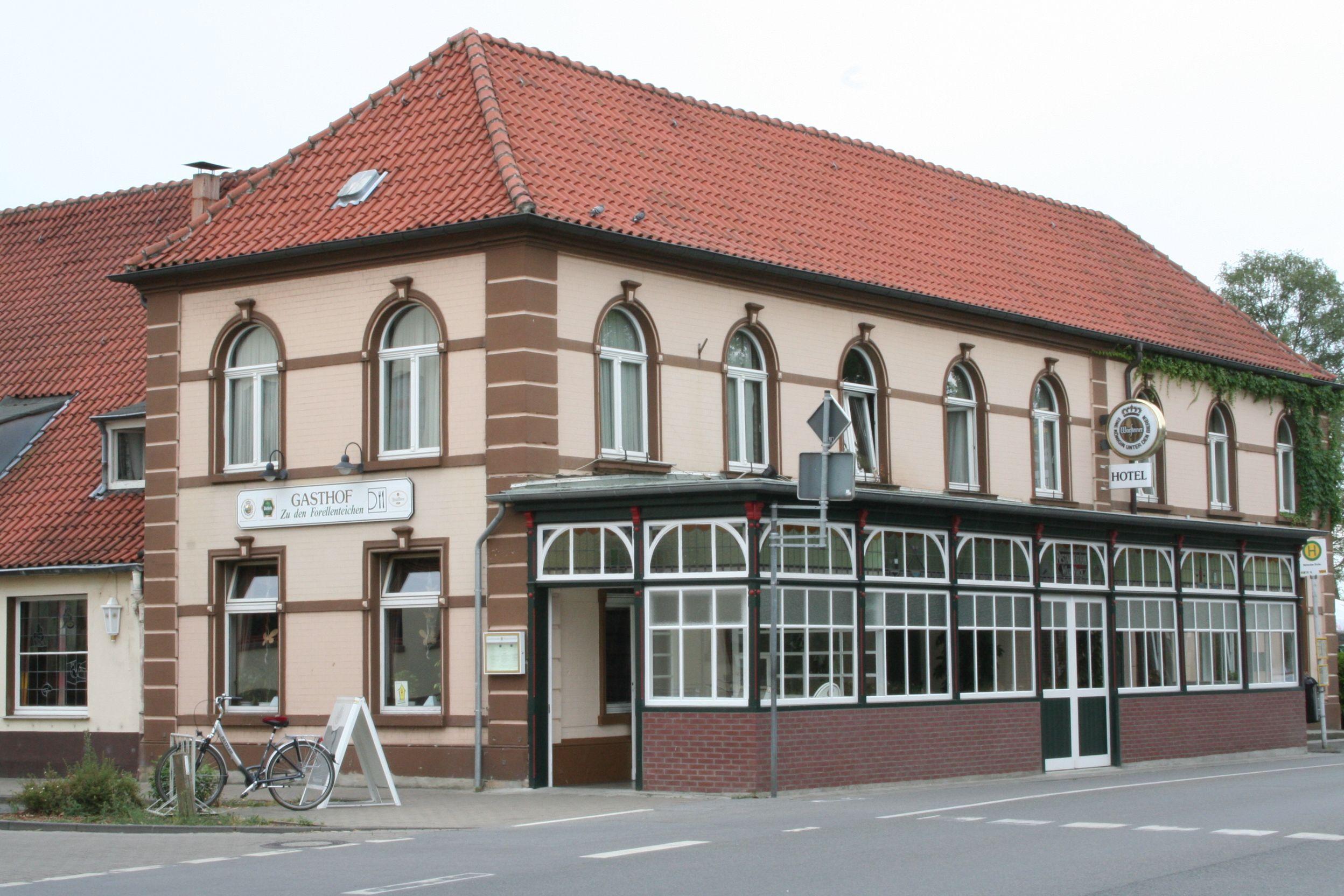 "Gasthof ""Zu den Forellenteichen"" Lenz"