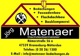 Dachdeckerbetrieb Jörg Matenaer