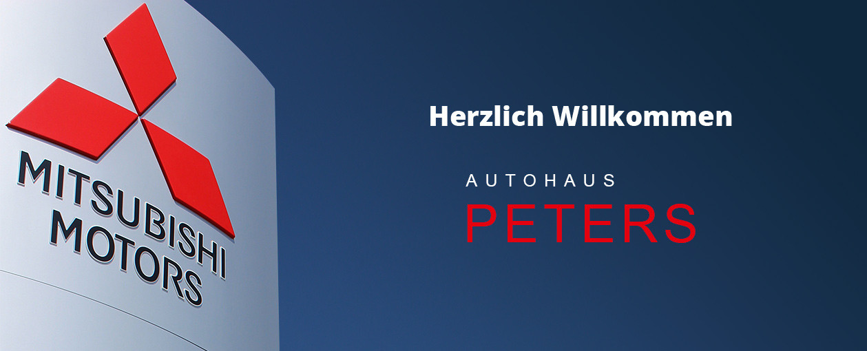 Mitsubishi Autohaus Peters GmbH